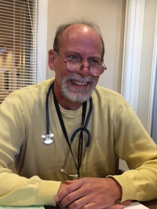 Dr. Michael Ragsdale, Medical Director of New Dawn Memory Care
