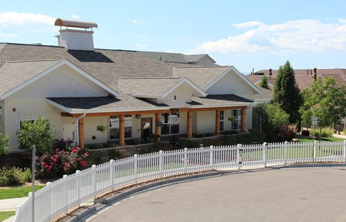 Our community at New Dawn Memory Care in CO has a neighborhood you'll love to call home