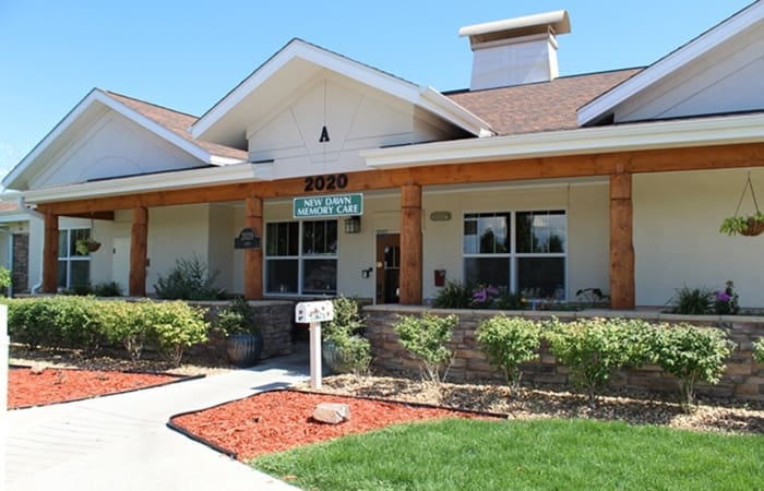 Start your tour here for a look at what life is like at New Dawn Memory Care
