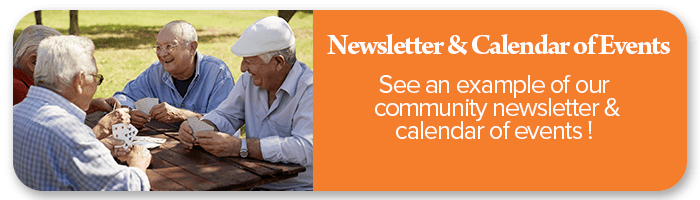 View an example of our newsletter