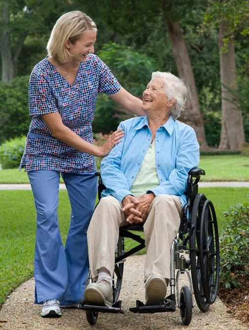 Skilled nursing services at Radiant Senior Living