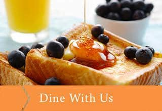 Dine with us at New Dawn Memory Care
