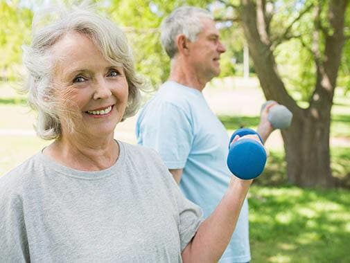 Activities for a Healthy Body at Sweetbriar Villa