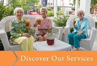 Discover the services that La Conner Retirement Inn offers