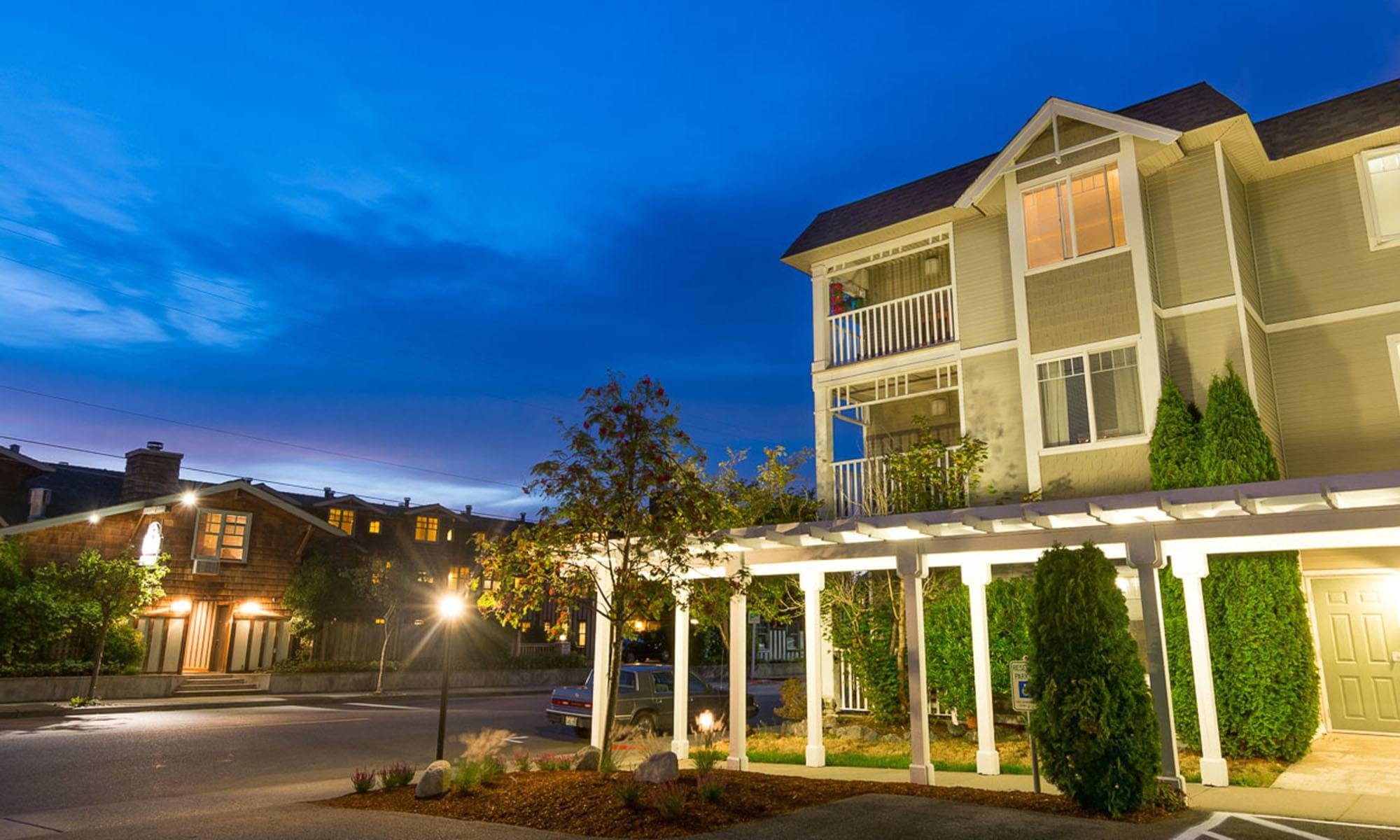 Senior living in La Conner, WA