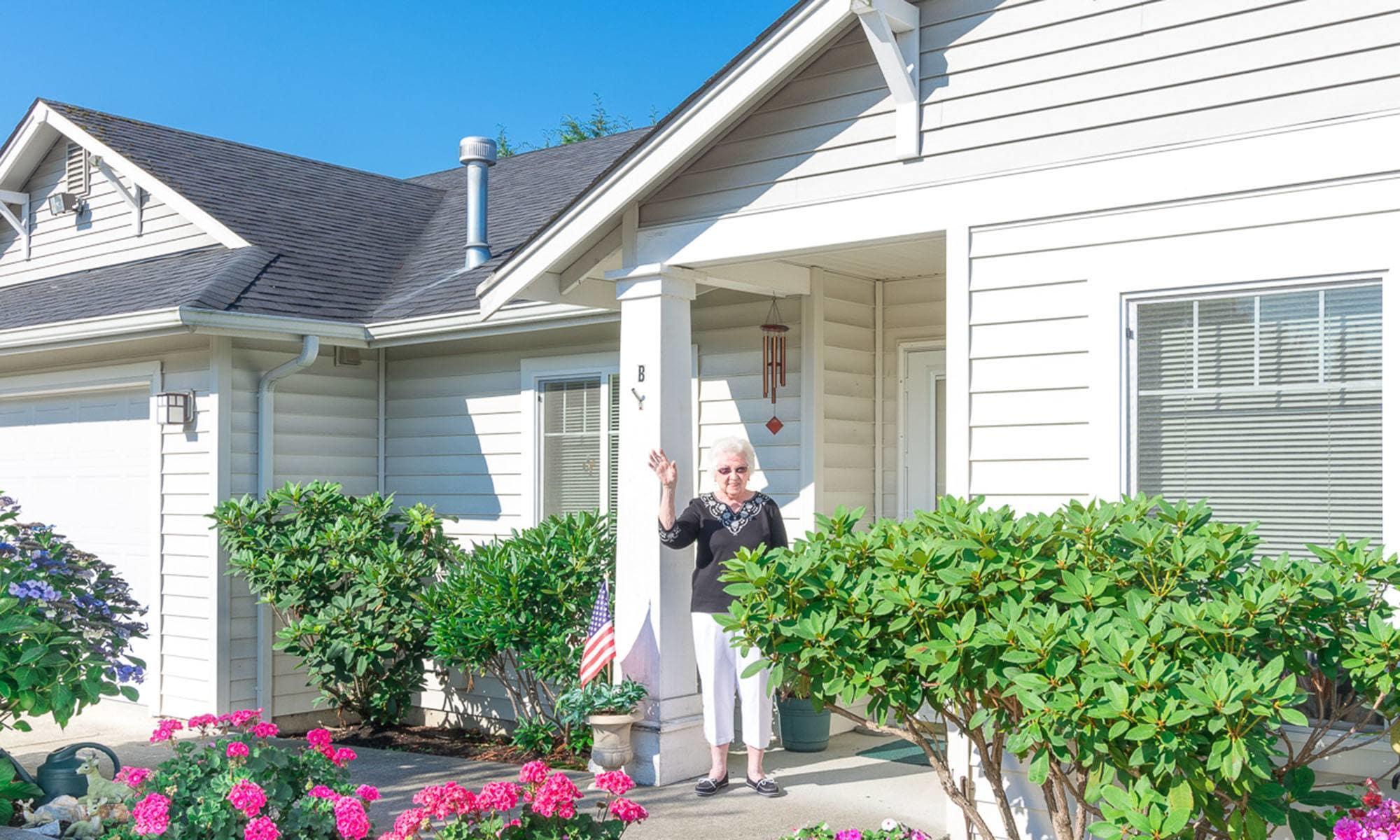 Senior living in Everett, WA