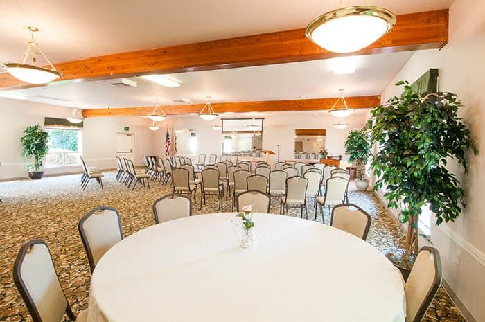 McAuley Hall at Baycrest Village is the perfect place to host an event