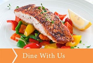 Dine with us at Farmington Square Eugene