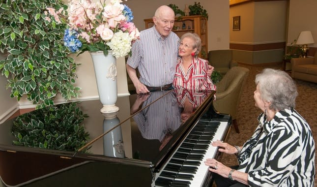 Activities at Farmington Square Eugene, senior living in Eugene, OR