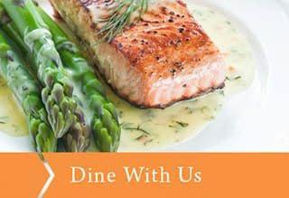 Dine with us at Farmington Square Medford