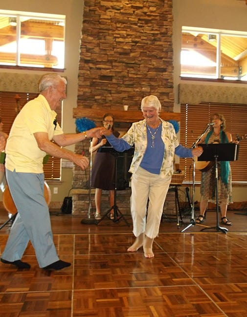 Retirement living made easy with great amenities at Bozeman Lodge