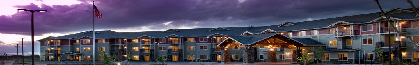 Living options at our senior living community in Bozeman
