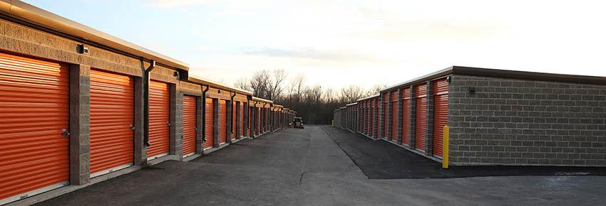 About self storage in St Louis