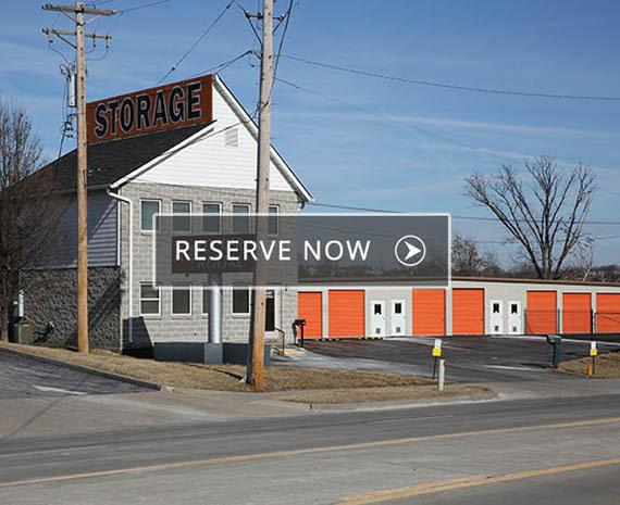Find out how easy it is to reserve your self storage unit in St. Louis, MO