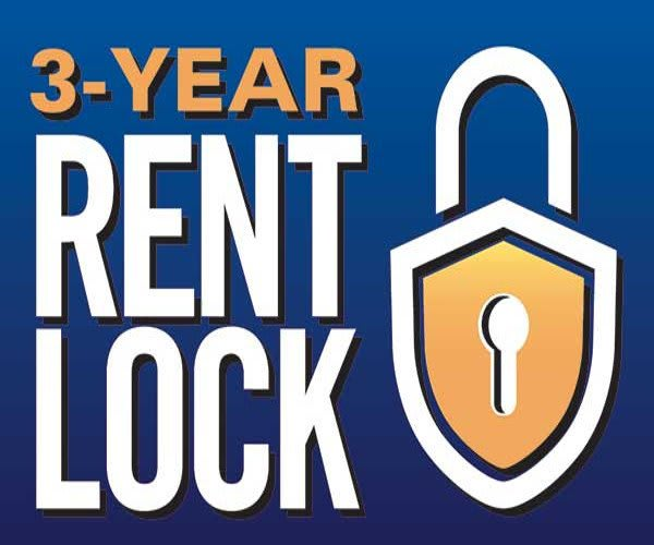 Rent lock senior living plan in Richmond