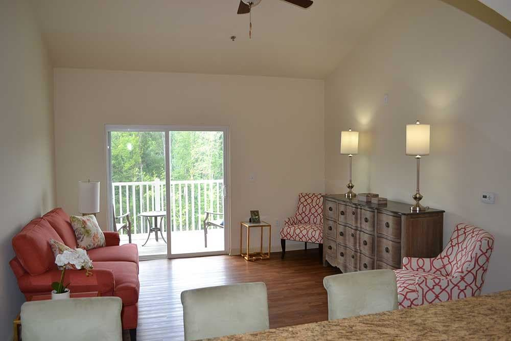 Discovery Village At The West End offers spacious floor plans.
