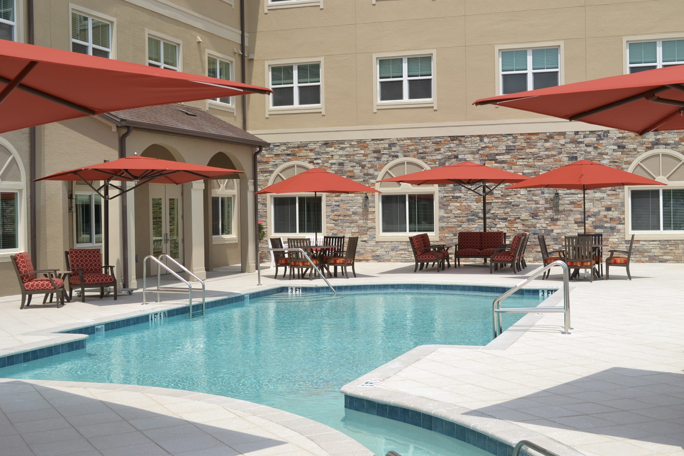 Senior Living In Tampa Fl Discovery Village At Tampa Palms