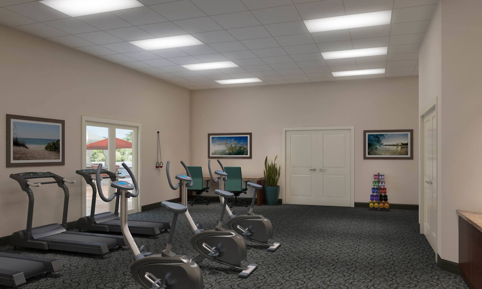 Wellness Center At Discovery Village At The Forum - Independent Living