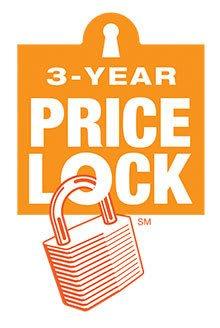 Rent lock at the senior living community in Suwanee