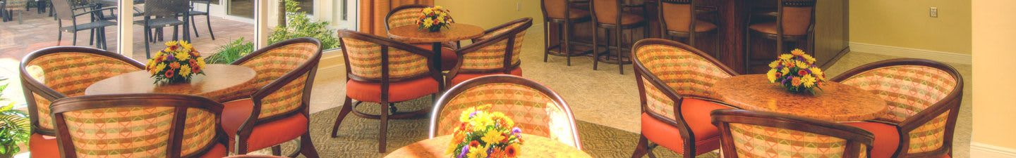 Sensations dining senior living program