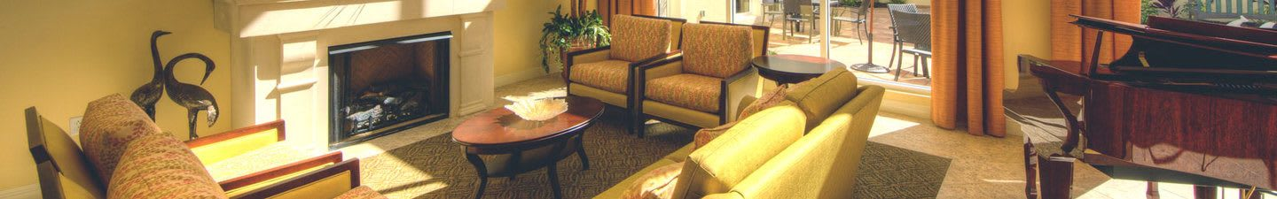 Contact us for information about our senior living community in Florida