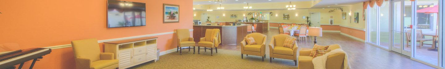 Senior living offering memory care in Fort Myers FL