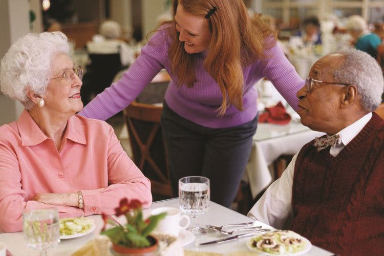 Concierge services for personal care senior living residents