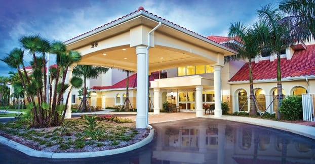 Welcome to our luxury senior living community in Fort Myers!