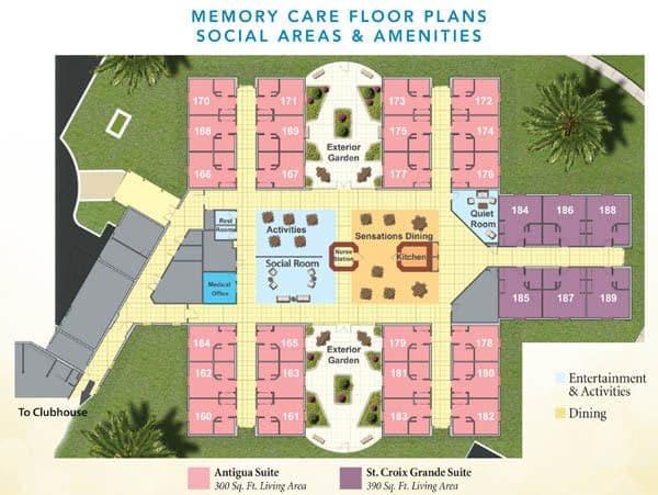 Memory care senior living in Fort Myers