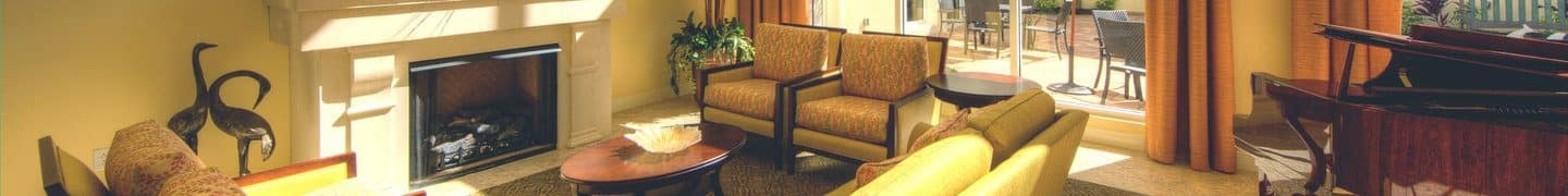 Senior living options at the senior living community in Parkland