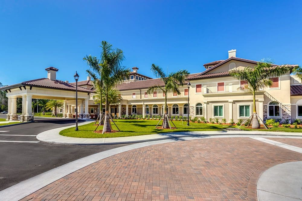 Welcome to our luxury senior living community in Naples!