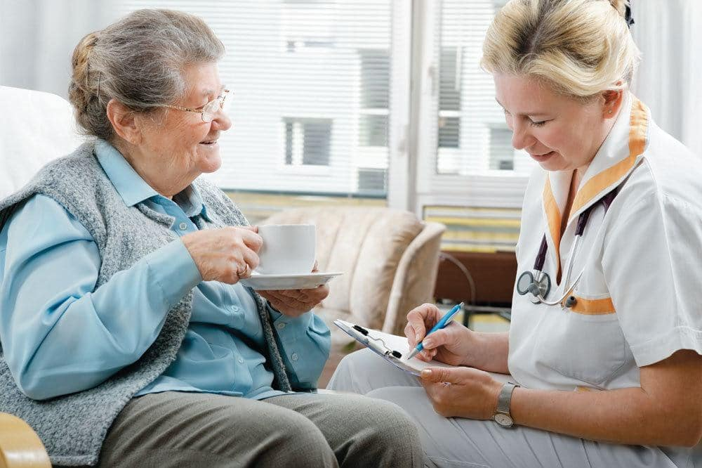 Our senior living community in Naples provides the highest quality health care