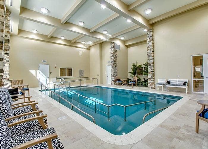 Pool at Discovery Village At Sarasota Bay in Bradenton, FL