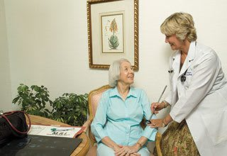High quality health care for senior living residents in Palm Beach Gardens