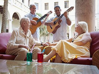 All-inclusive lifestyle options for senior living residents in Palm Beach Gardens