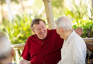 Social activities for Palm Beach Gardens senior living residents