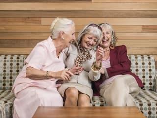 Lifestyle options for senior living residents in Suwanee