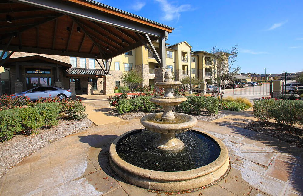 Welcome to luxury senior living in Allen!