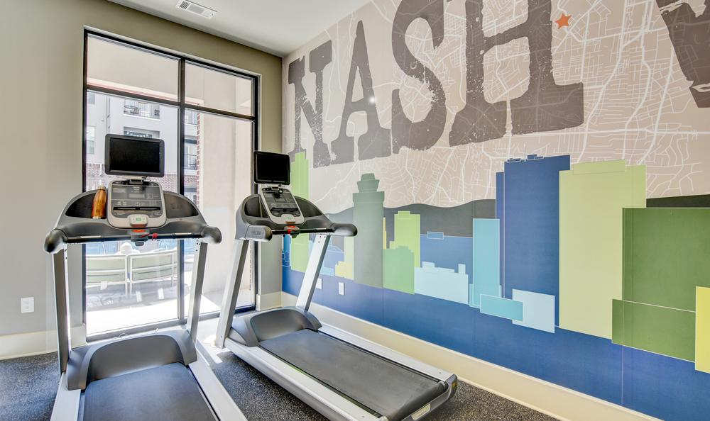 Enjoy our West End Village fitness center in Nashville, TN