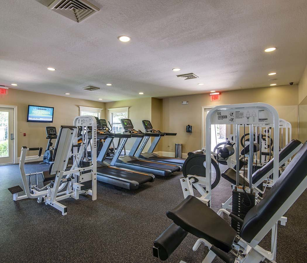 Legacy on the Bay Fitness center in Destin