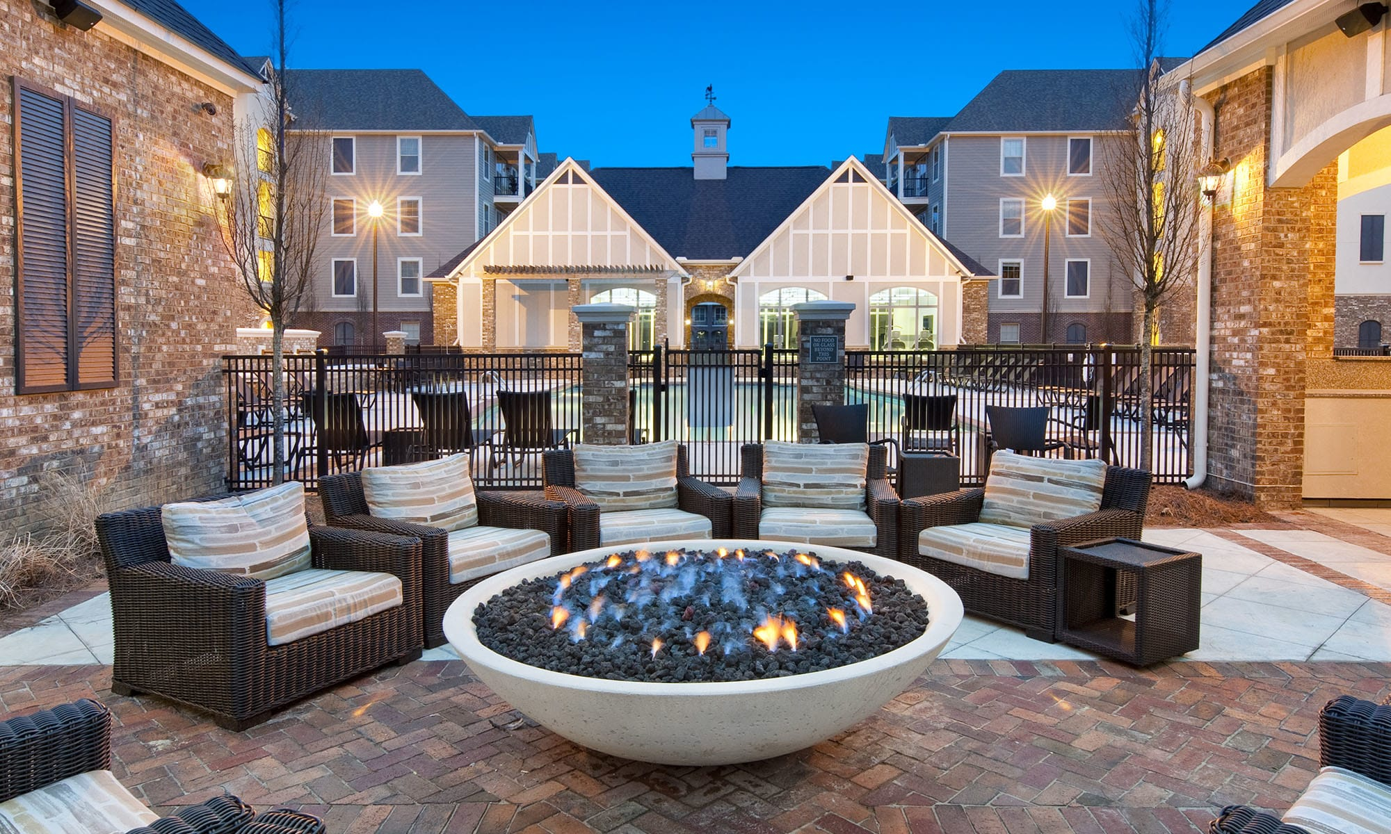 Luxury apartments in Mountain Brook, AL