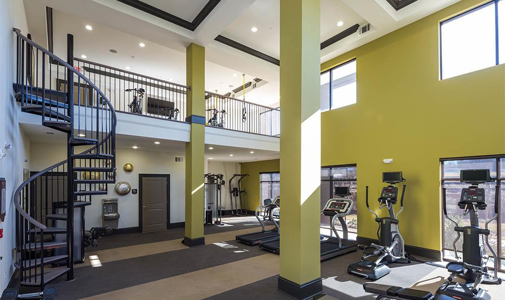 Station 92 at Woodstock Two Story Fitness Center