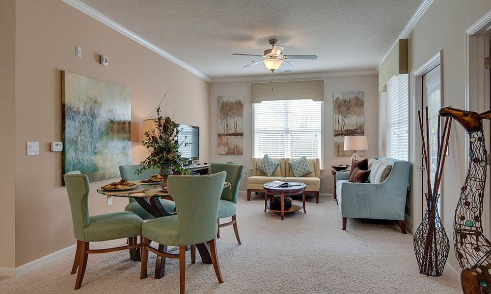 Open Floor Plans At Legacy at Wakefield