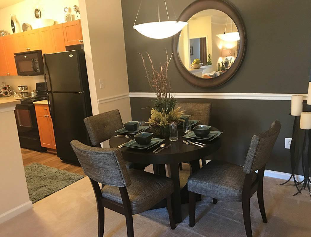 Preserve at Steele Creek apartment features