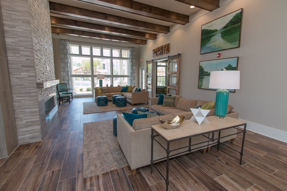 Parc at Broad River luxury clubhouse