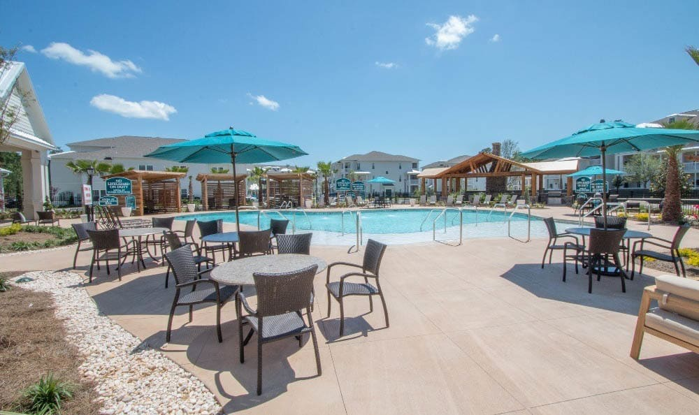 Relax By The Pool At Parc at Broad River