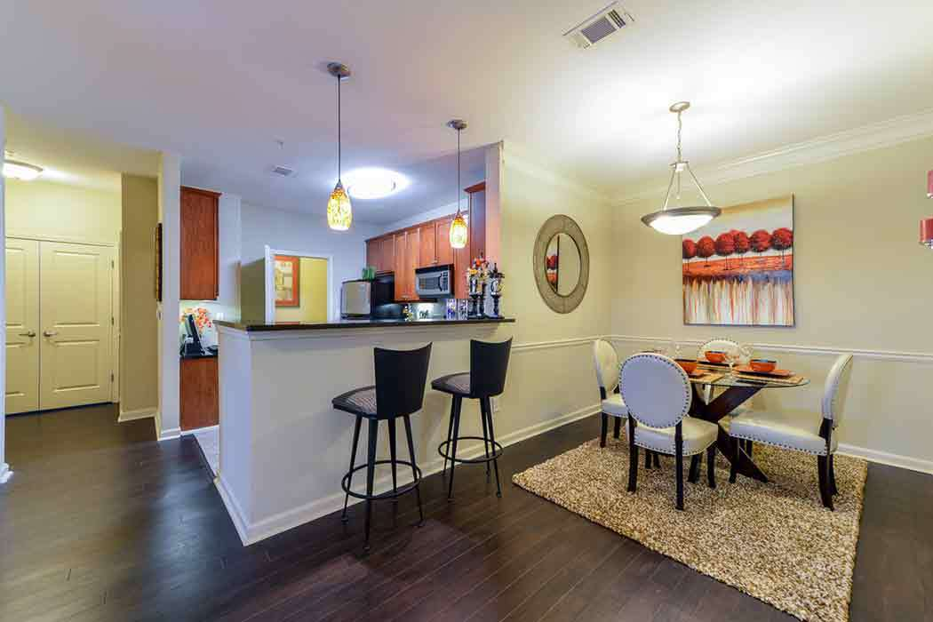 Interior Luxuries at The Reserve at Johns Creek Walk in Johns Creek