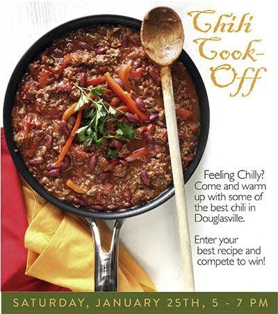 Chili Cook off - activities at Benton House of West Ashley in Charleston, SC