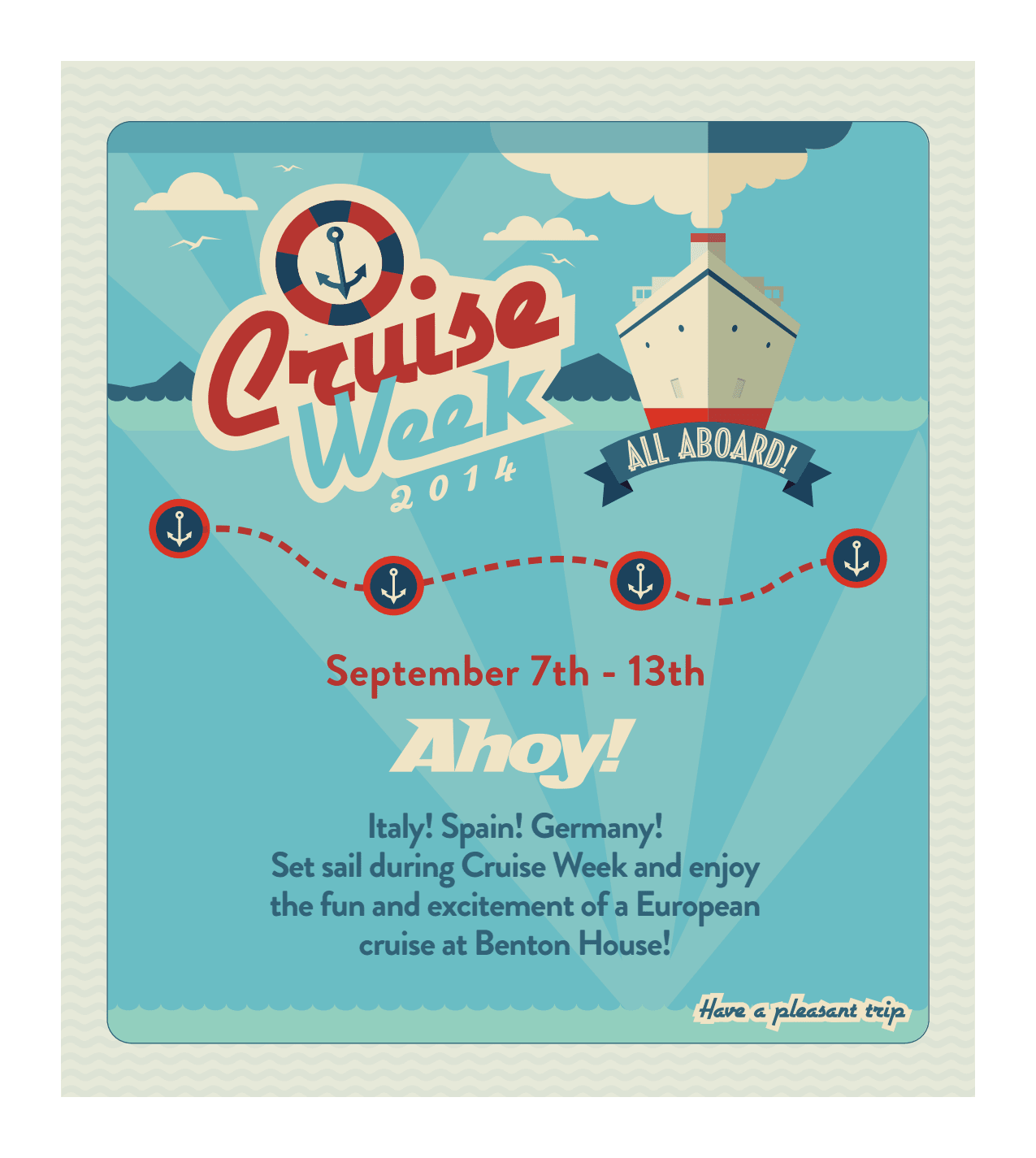 Cruise Week - activities at Benton House of Raymore in Raymore, MO