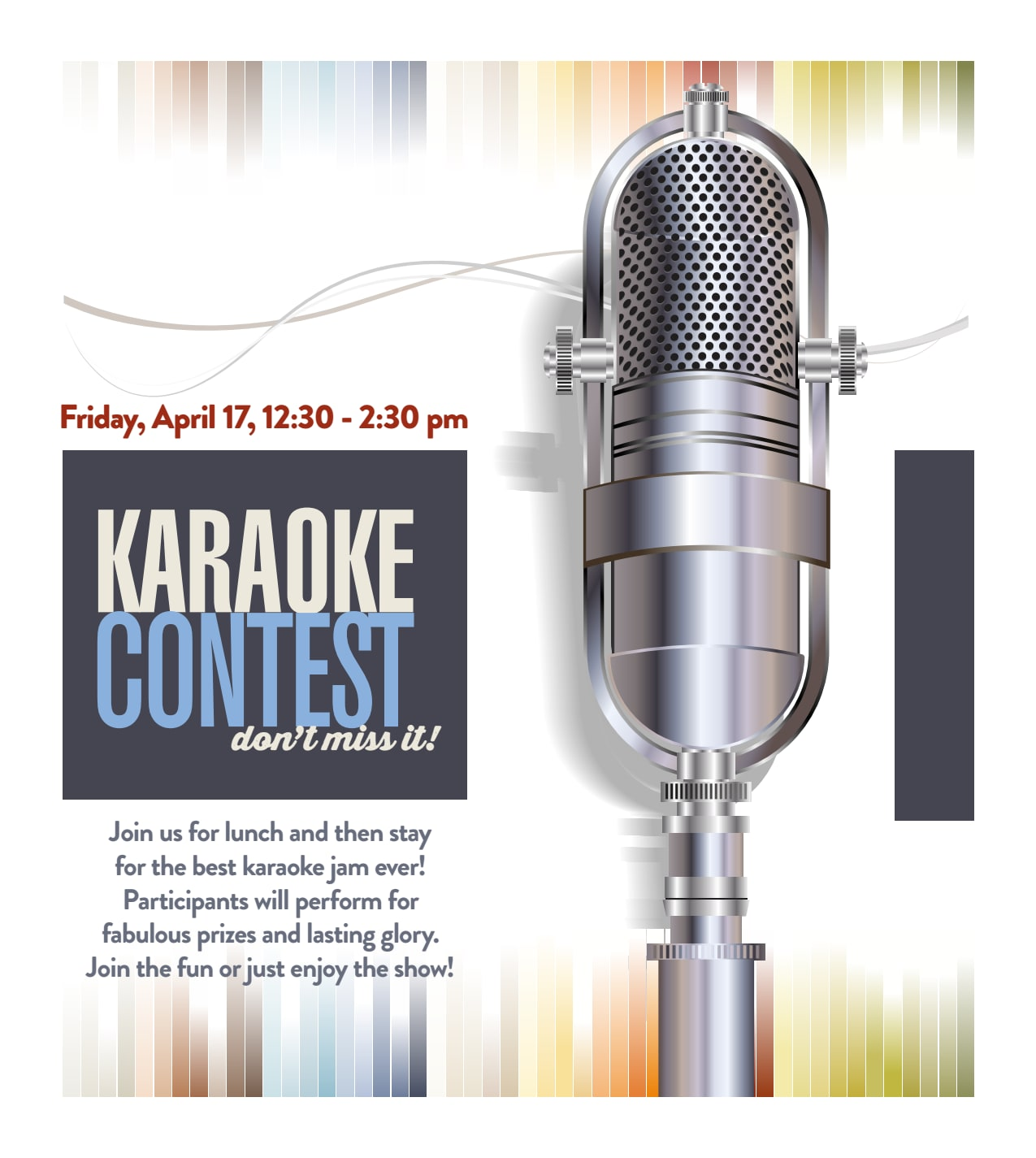 Karaoke Contest - activities at Benton House of Staley Hills in Kansas City, MO